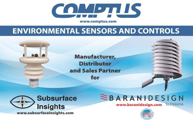 Environmental Sensors and controls