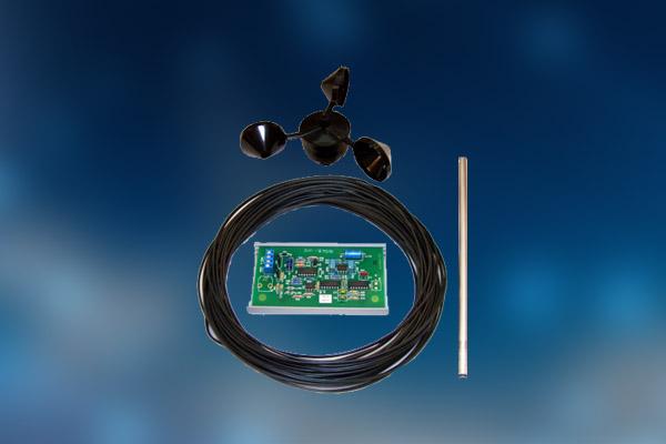 Wind Speed Sensor With Translator